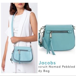 Marc Jacobs small recruit nomad